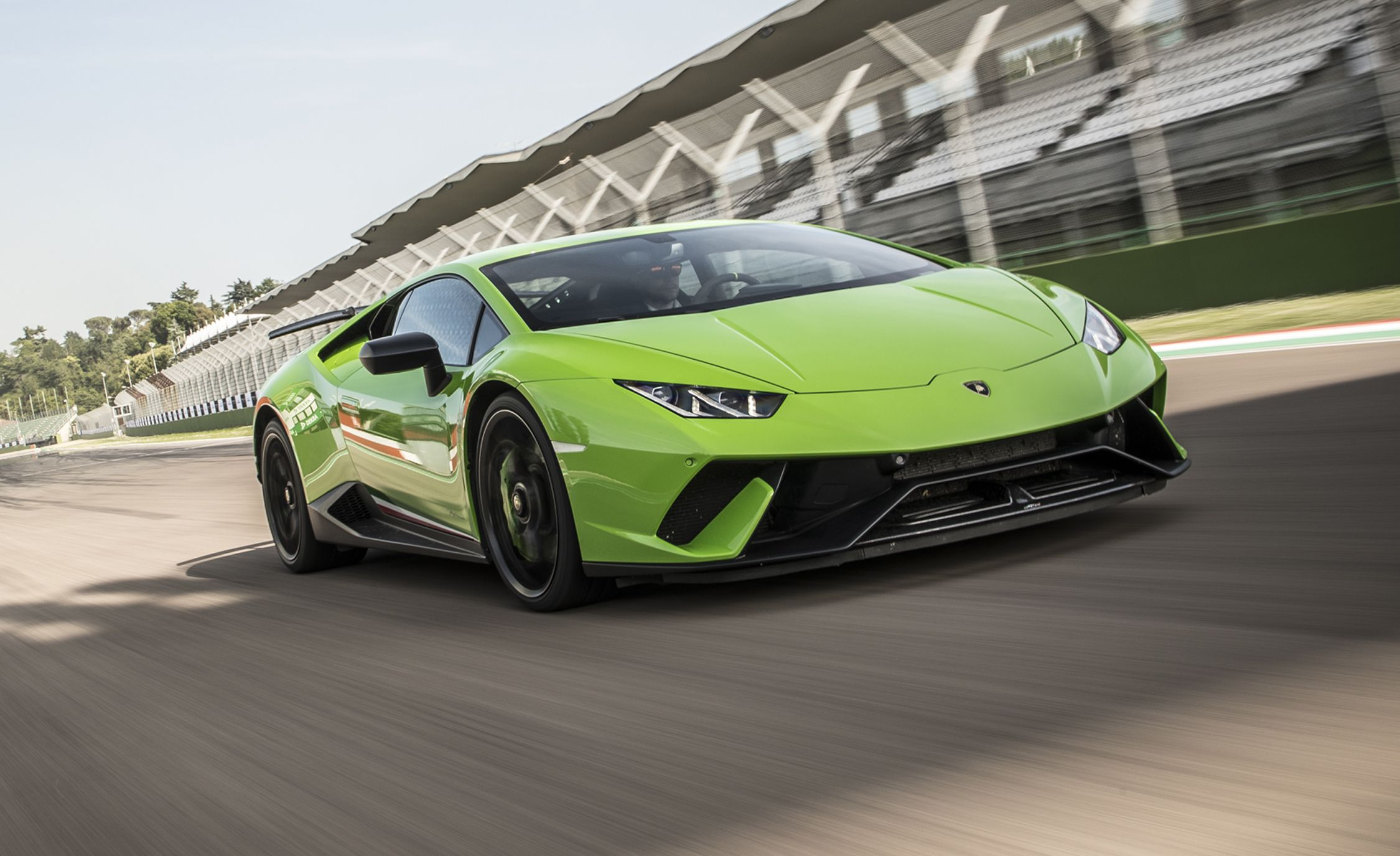 2018 lamborghini speed.  speed 2018 lamborghini huracan performante first drive  review car and driver for lamborghini speed