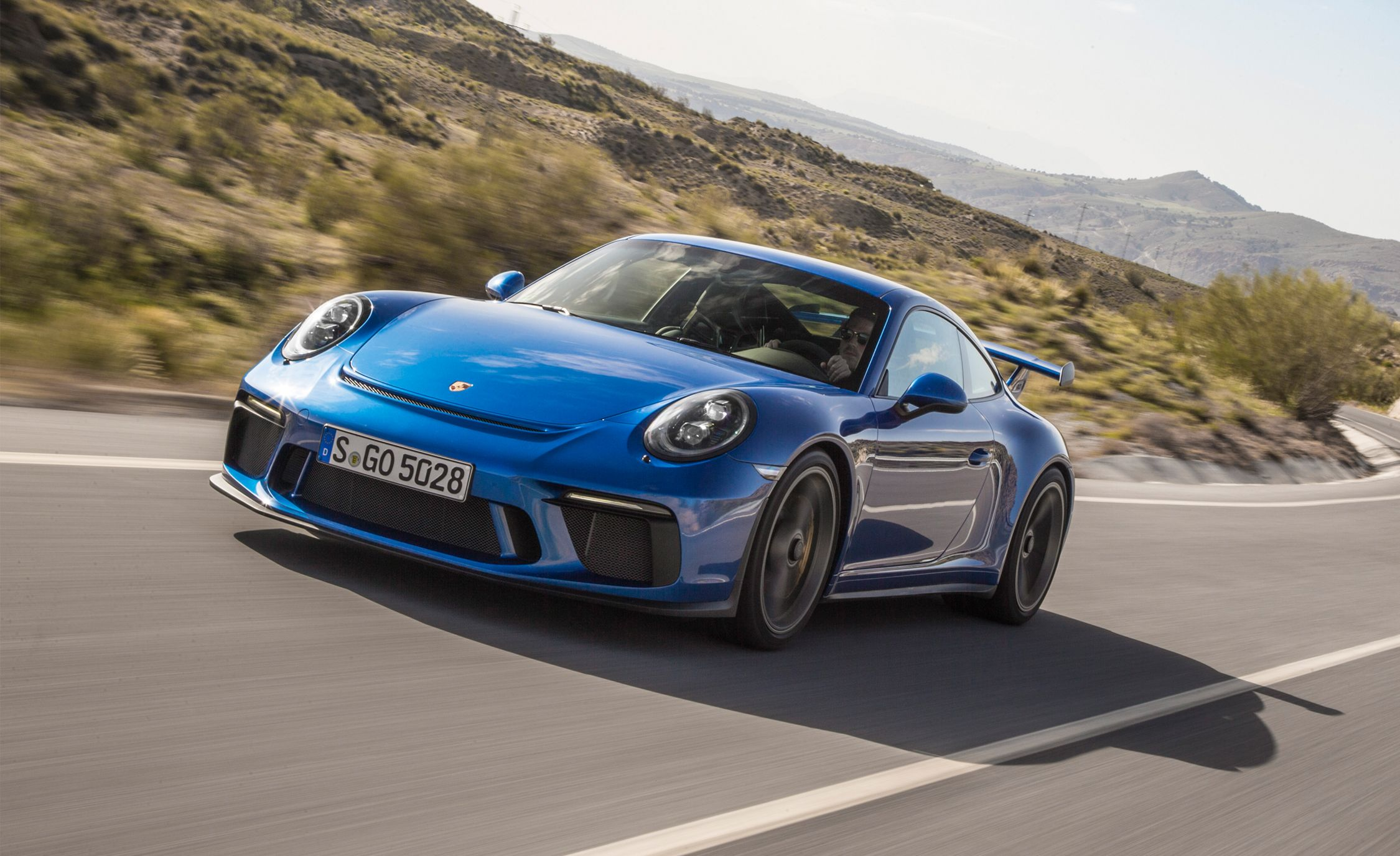 2018 Porsche 911 GT3 First Drive | Review | Car and Driver
