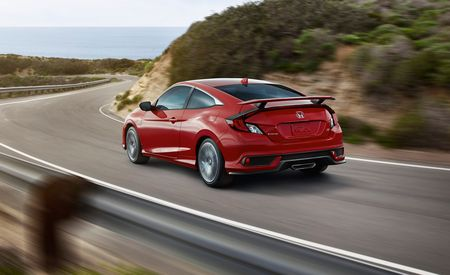 2017 Honda Civic Si Sedan and Coupe Arrive with Fresh Turbocharged Engine