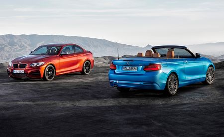 2018 BMW 2-series: Aesthetic Refresh, Manual Saved