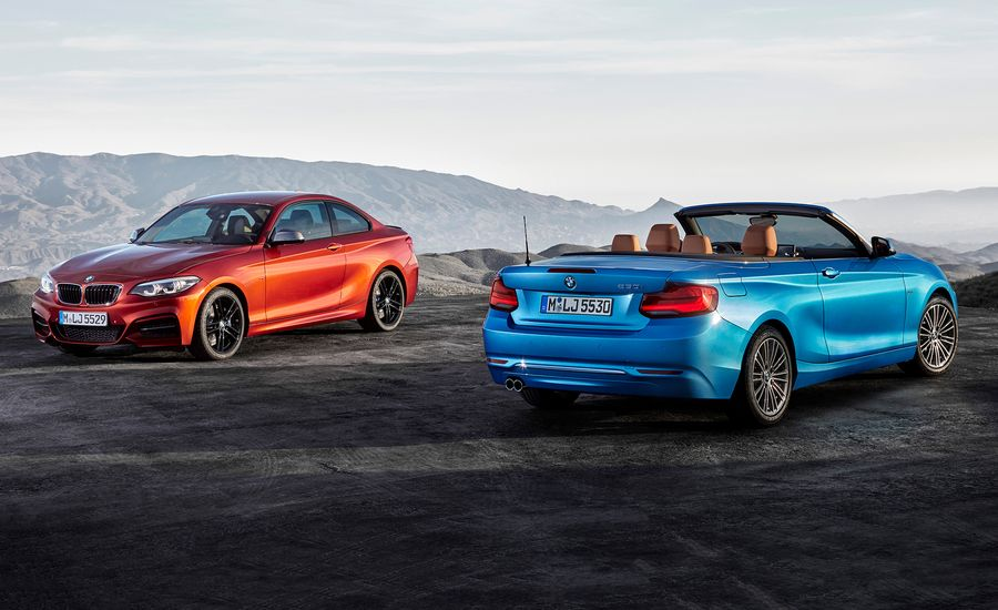 BMW Series Photos And Info News Car And Driver - Bmw 2 series release date