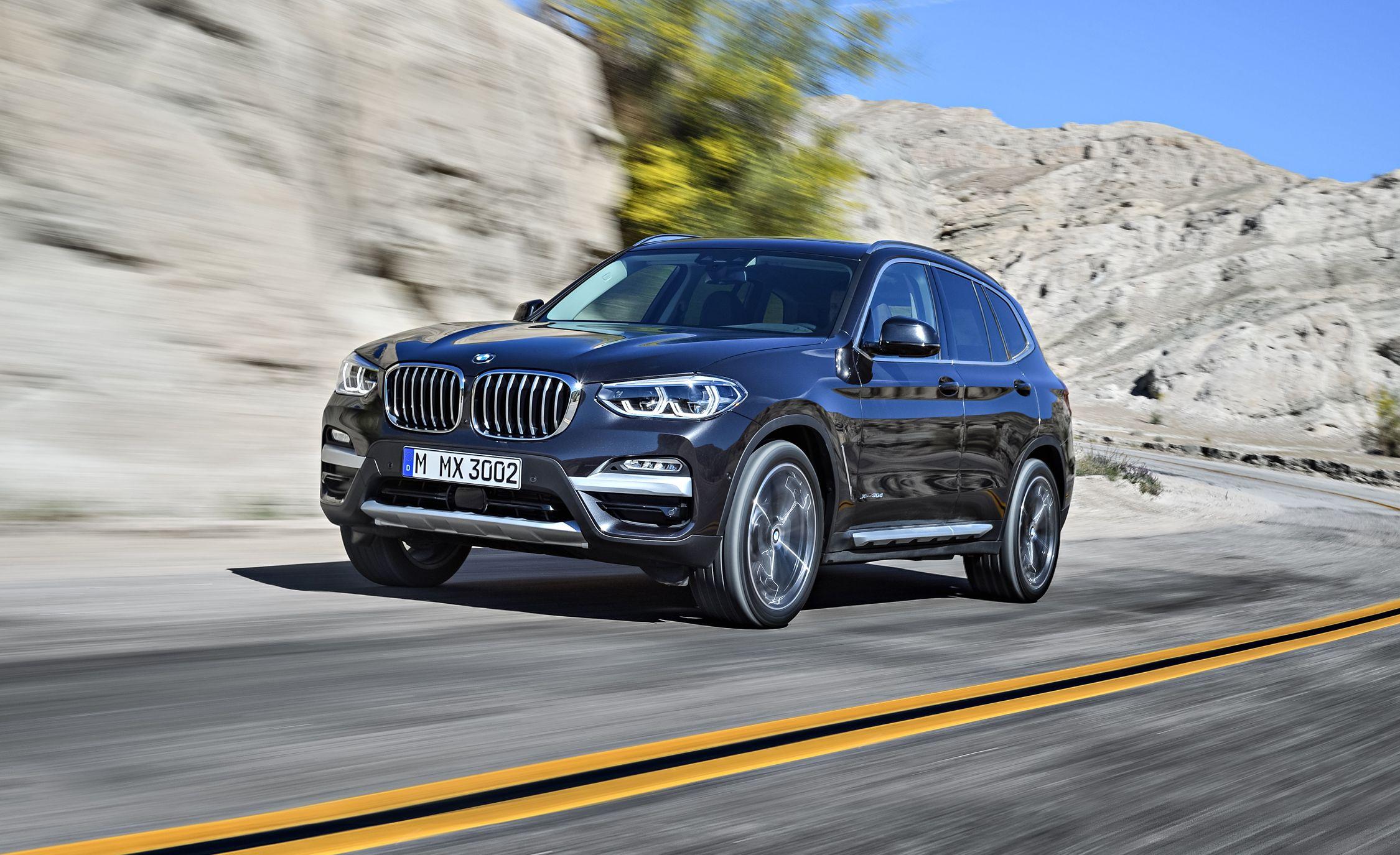 BMW X3 Reviews BMW X3 Price s and Specs
