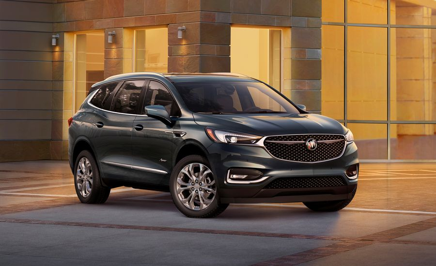 2018 Buick Enclave Even Ger Time