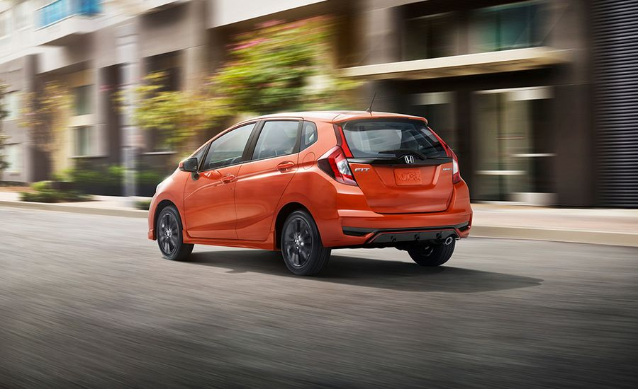 2018 Honda Fit Little Guy Gains Big Safety Tech