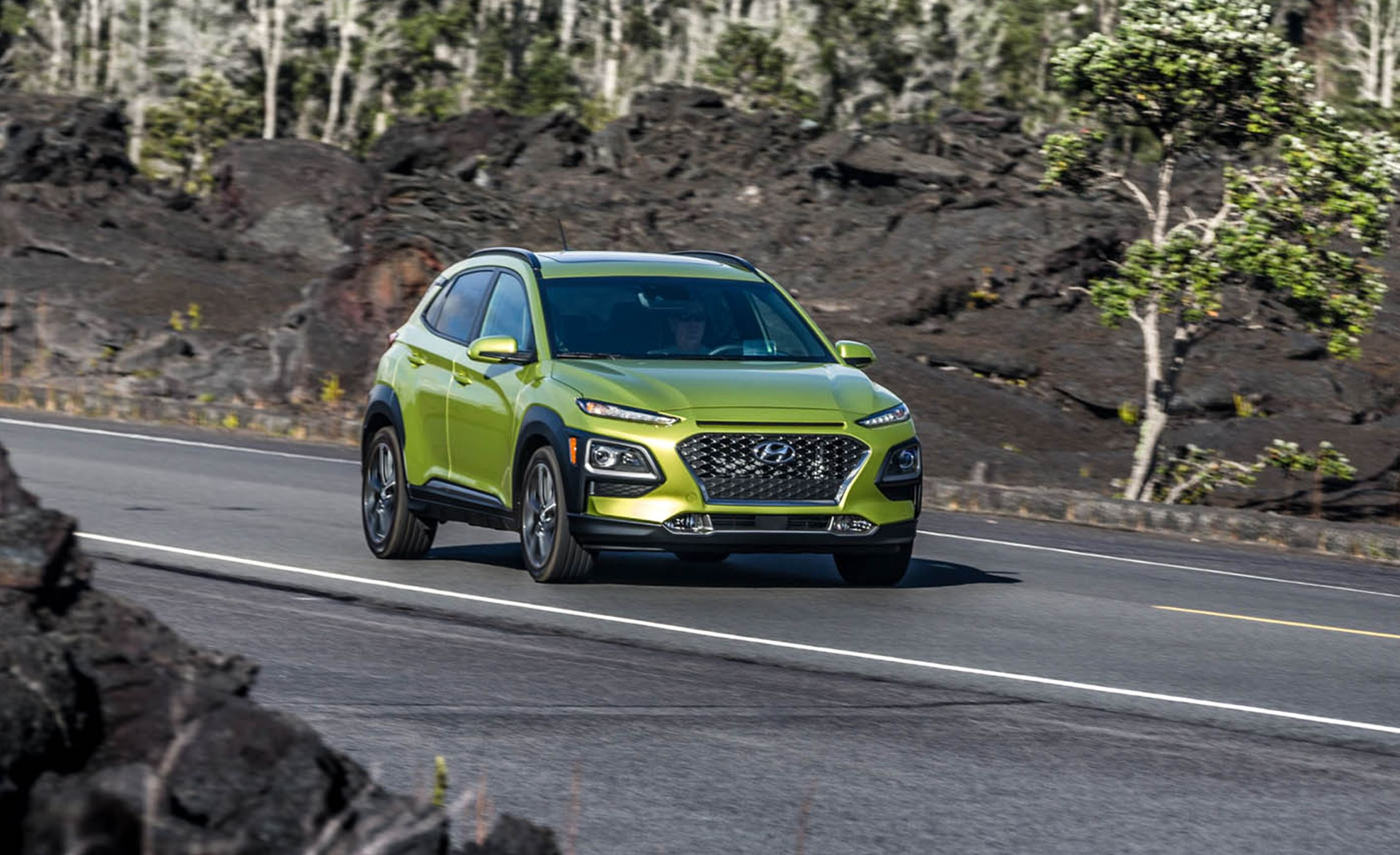 2018 Hyundai Kona: The Bean Counters Will Love This Brew