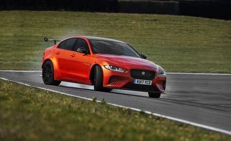 2018 Jaguar XE SV Project 8: Finally, a Fire-Breathing XE
