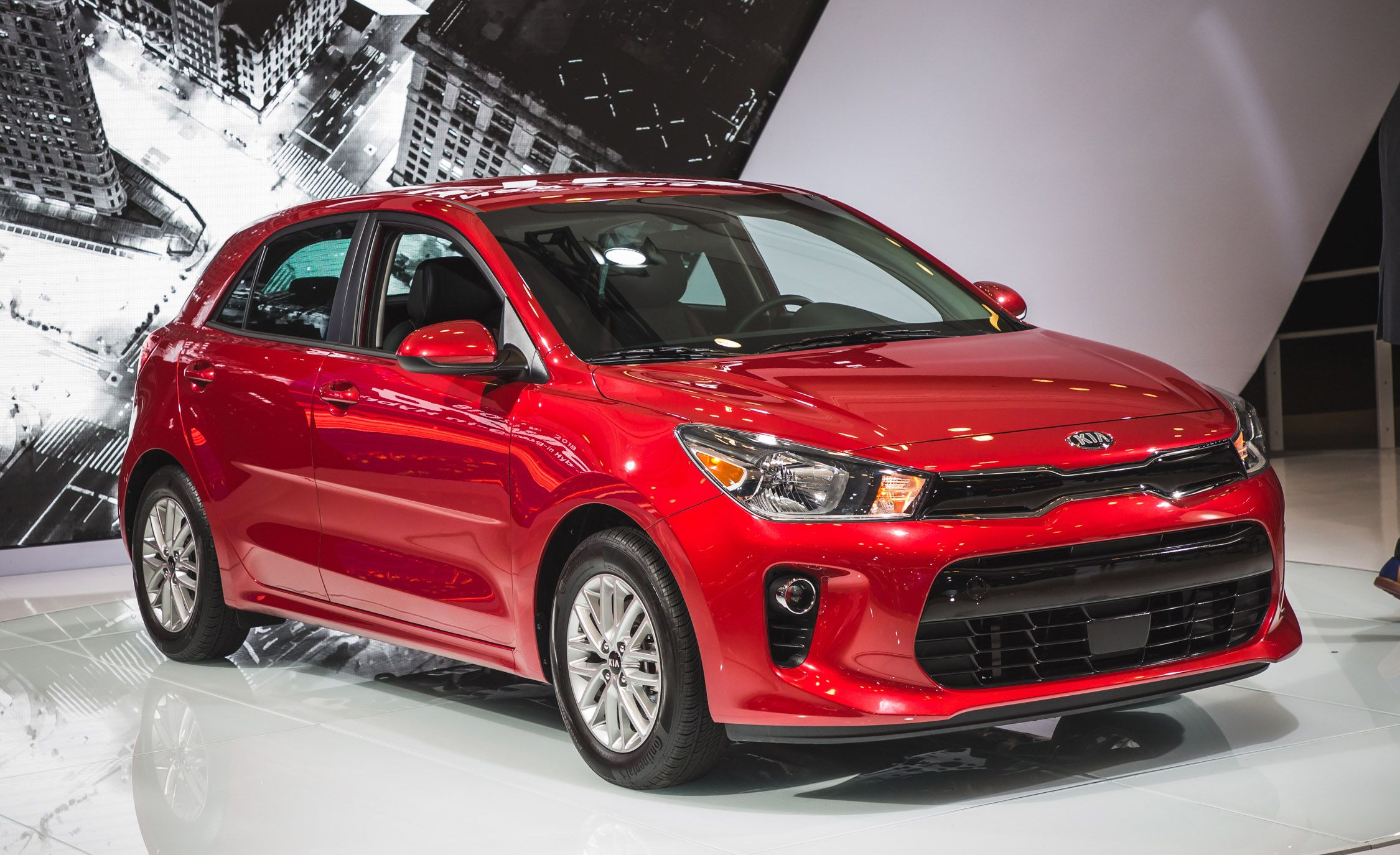2018 Kia Rio: Like an Optima, Only Smaller