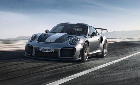 2018 Porsche 911 GT2 RS: Lots of Power, Lots of Want