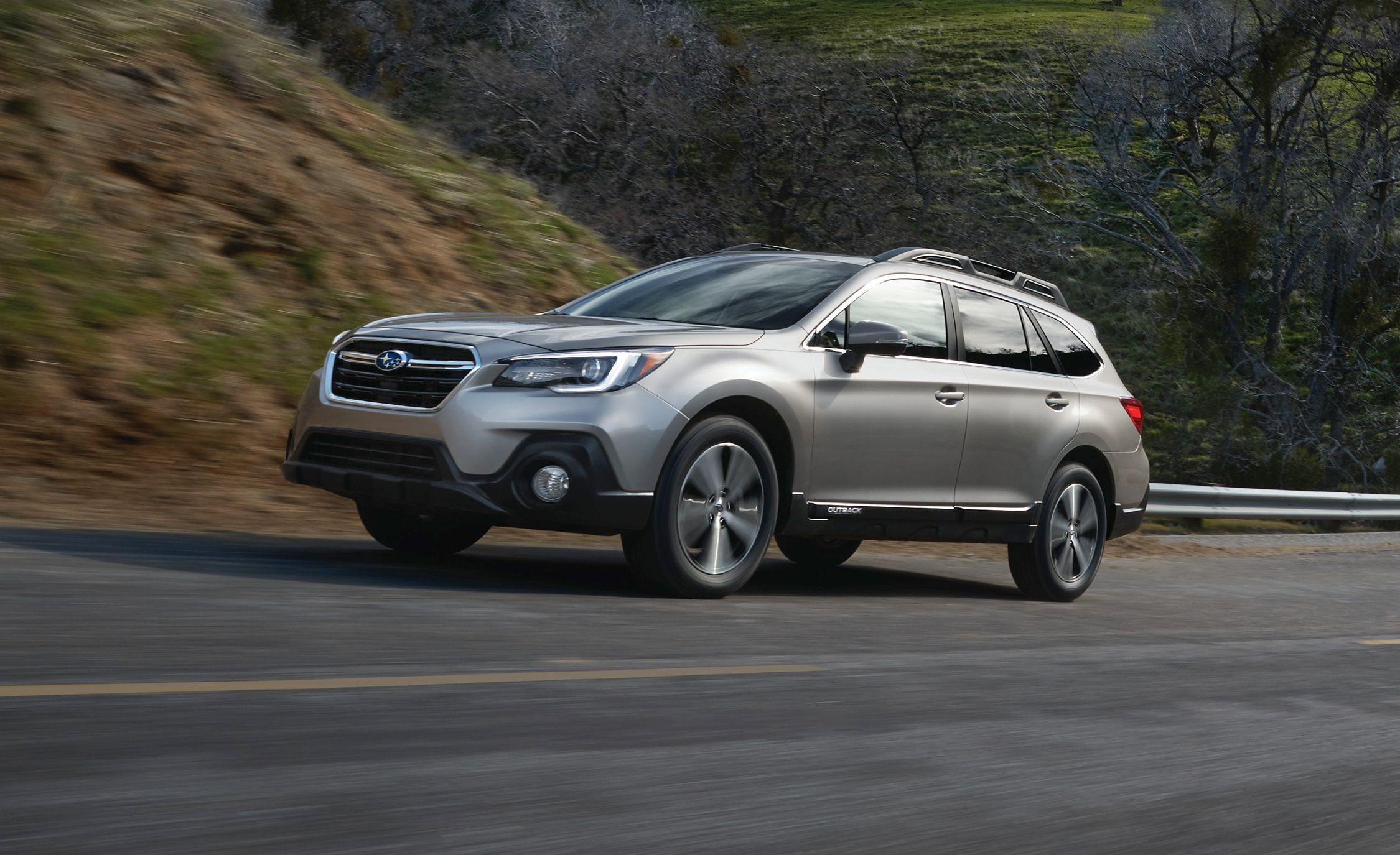 2018 Subaru Outback: Little Things Mean a Lot
