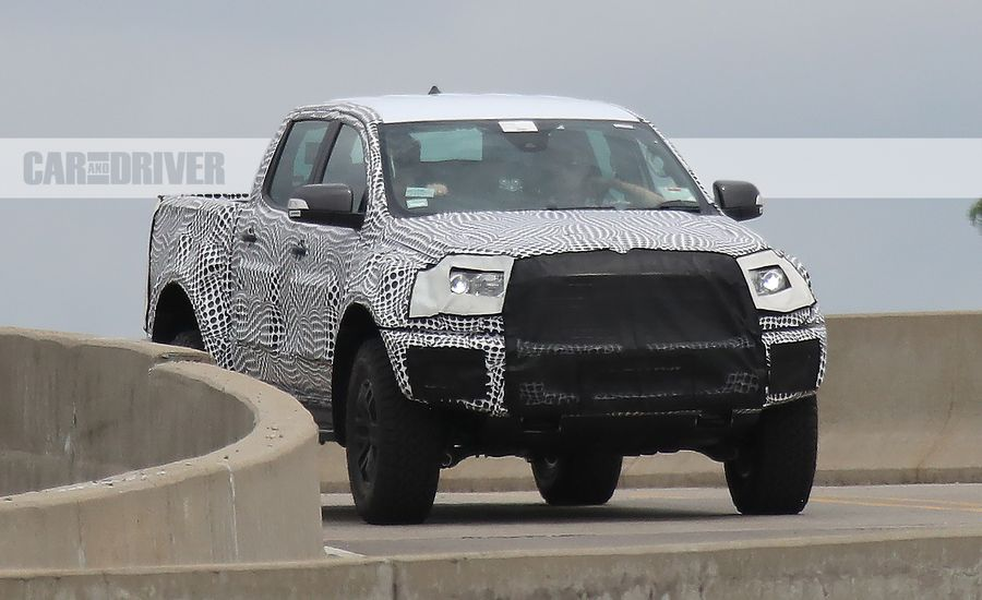 2019 Ford Ranger Raptor—or FX4 (Please Be a Mini-Raptor!)