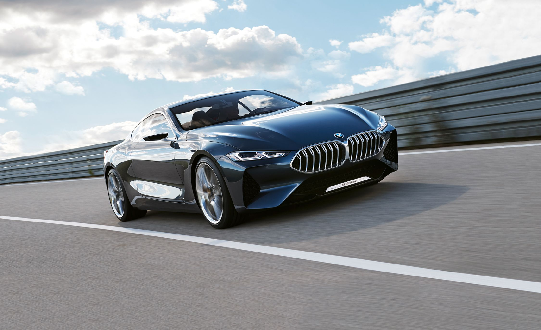BMW Concept 8 Series: Eight Is Greater Than Six