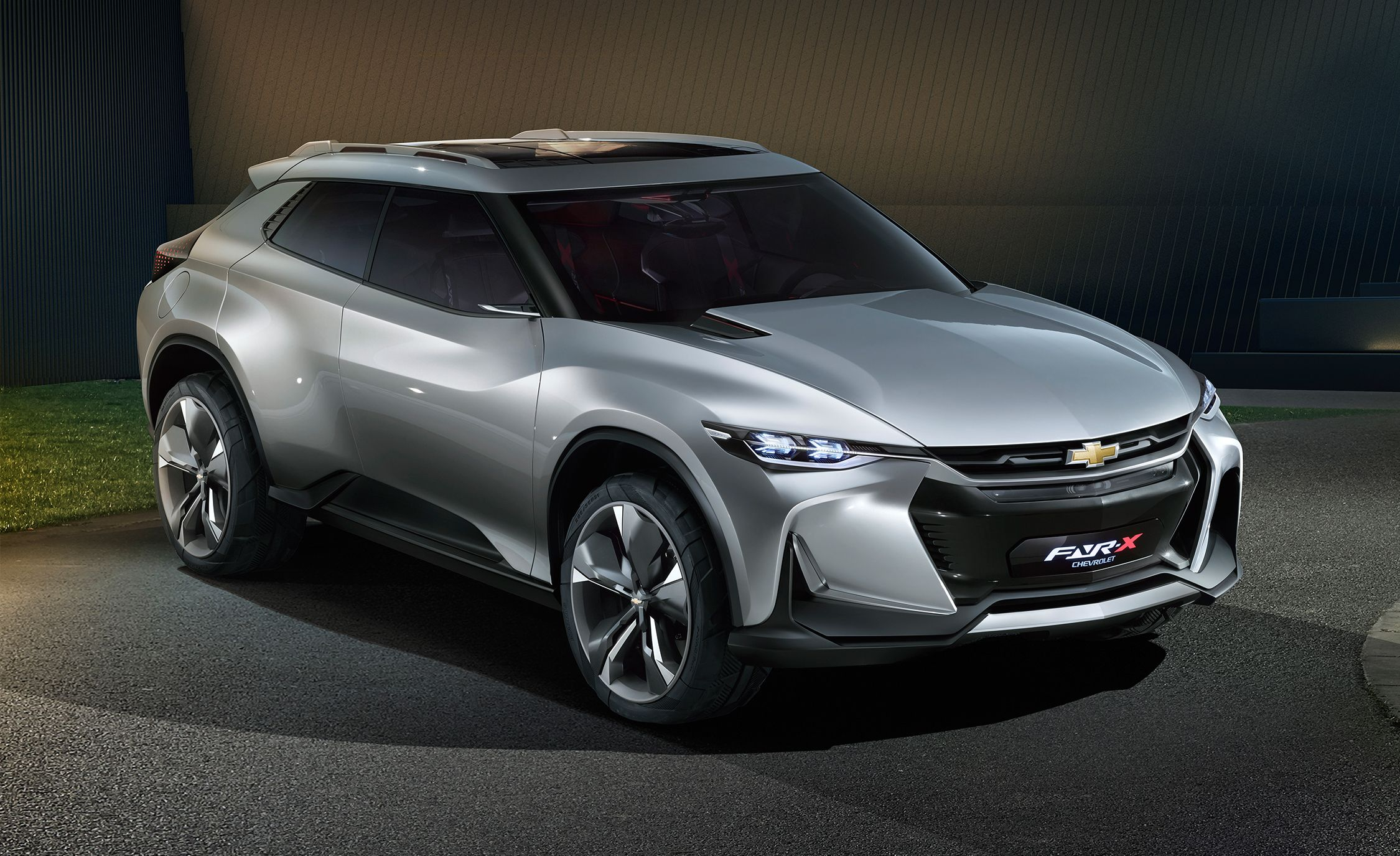 Chevrolet FNR-X Concept Photos and Info | News | Car and ...