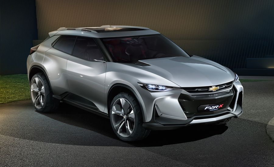 Chevrolet FNR-X Concept Photos and Info | News | Car and Driver