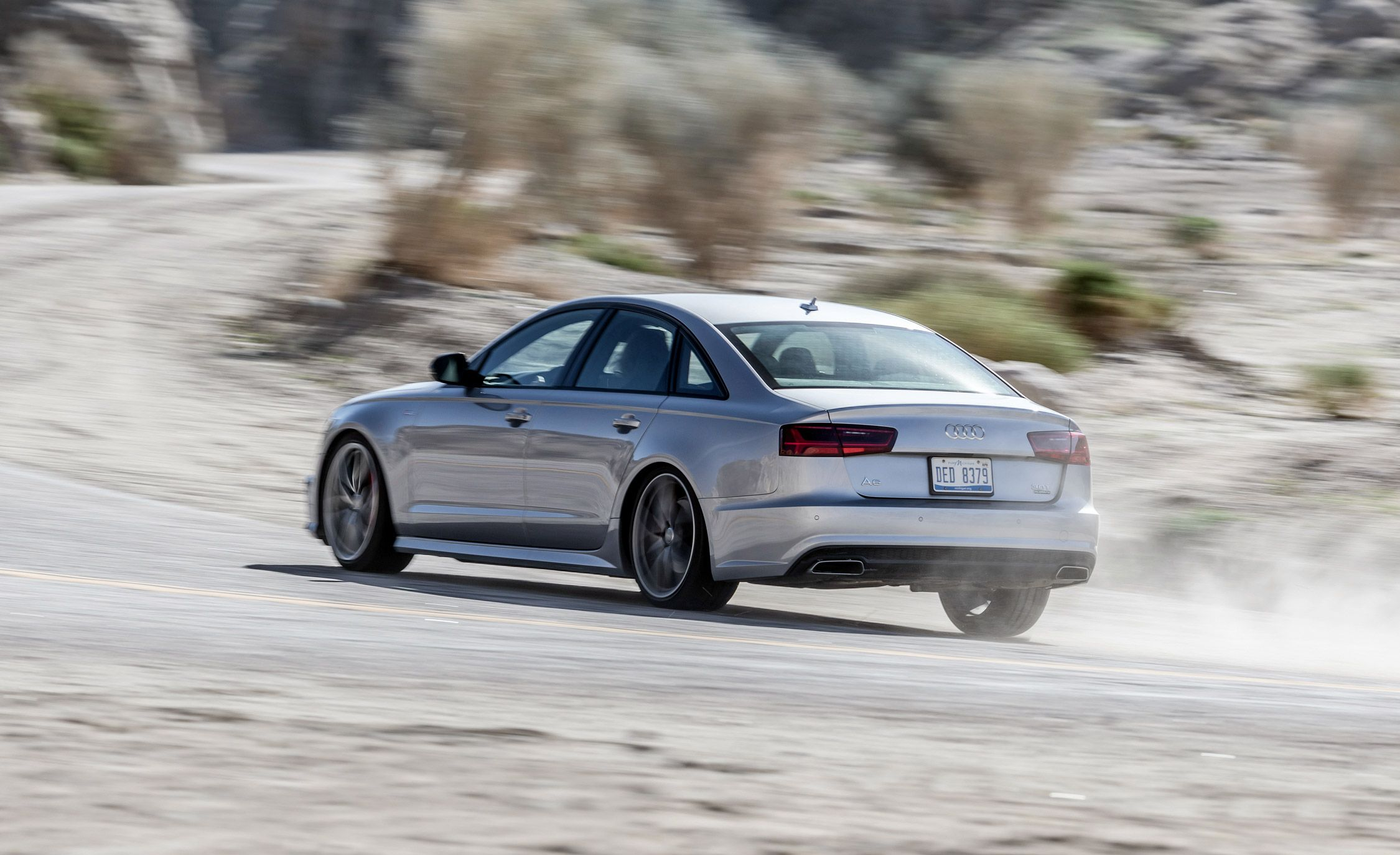 2017 Audi A6 3.0T Competition