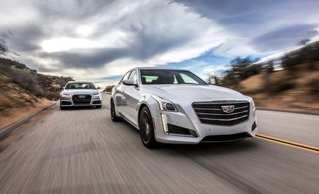 2017 Cadillac CTS V-Sport