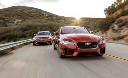 2017 Jaguar XF S AWD