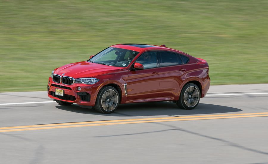 2017 bmw x6 m test review car and driver. Black Bedroom Furniture Sets. Home Design Ideas