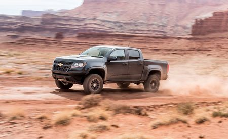 2017 Chevrolet Colorado ZR2 Crew Cab Diesel