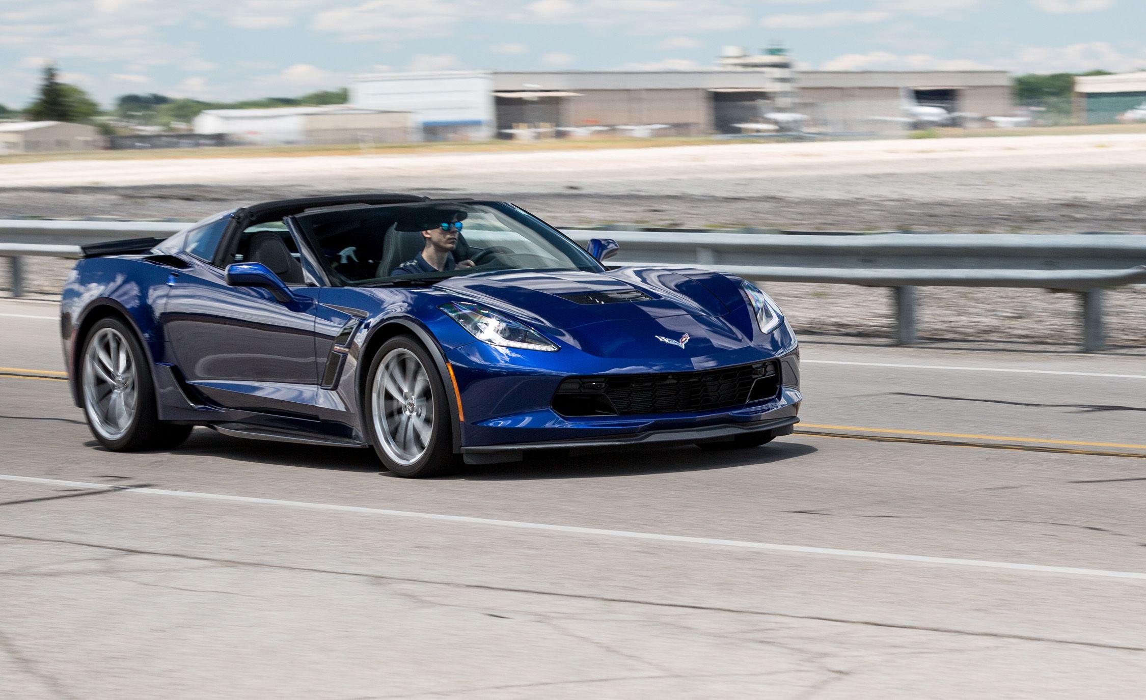 2017 chevrolet corvette grand sport long term test review car and driver