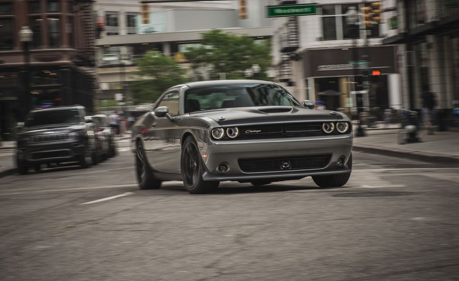 2017 Dodge Challenger T/A 392 Automatic Test | Review | Car and Driver