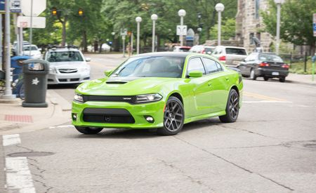 2017 Dodge Charger Daytona 5.7L V-8