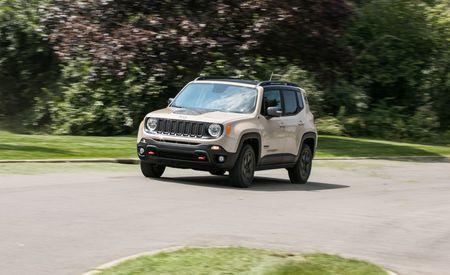 2017 Jeep Renegade Deserthawk 2.4L 4x4