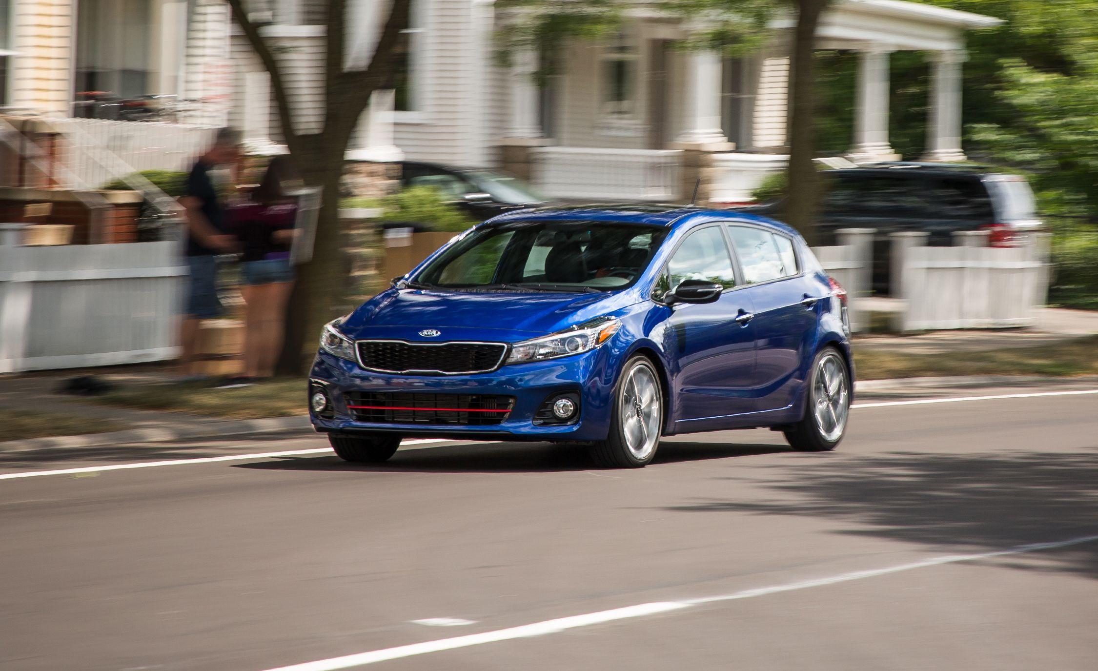 2020 Kia Forte Forte5 Reviews Price Photos And Specs Car Driver
