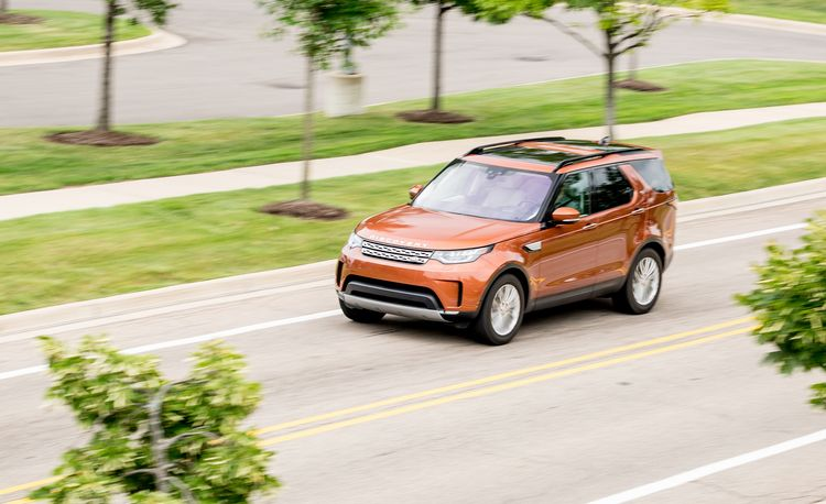 2017 Land Rover Discovery Td6 Diesel
