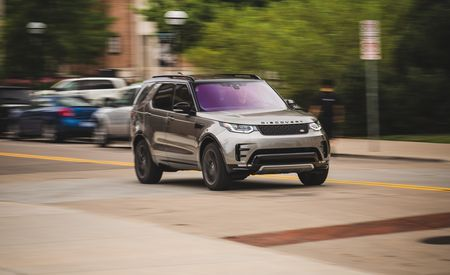2017 Land Rover Discovery V-6