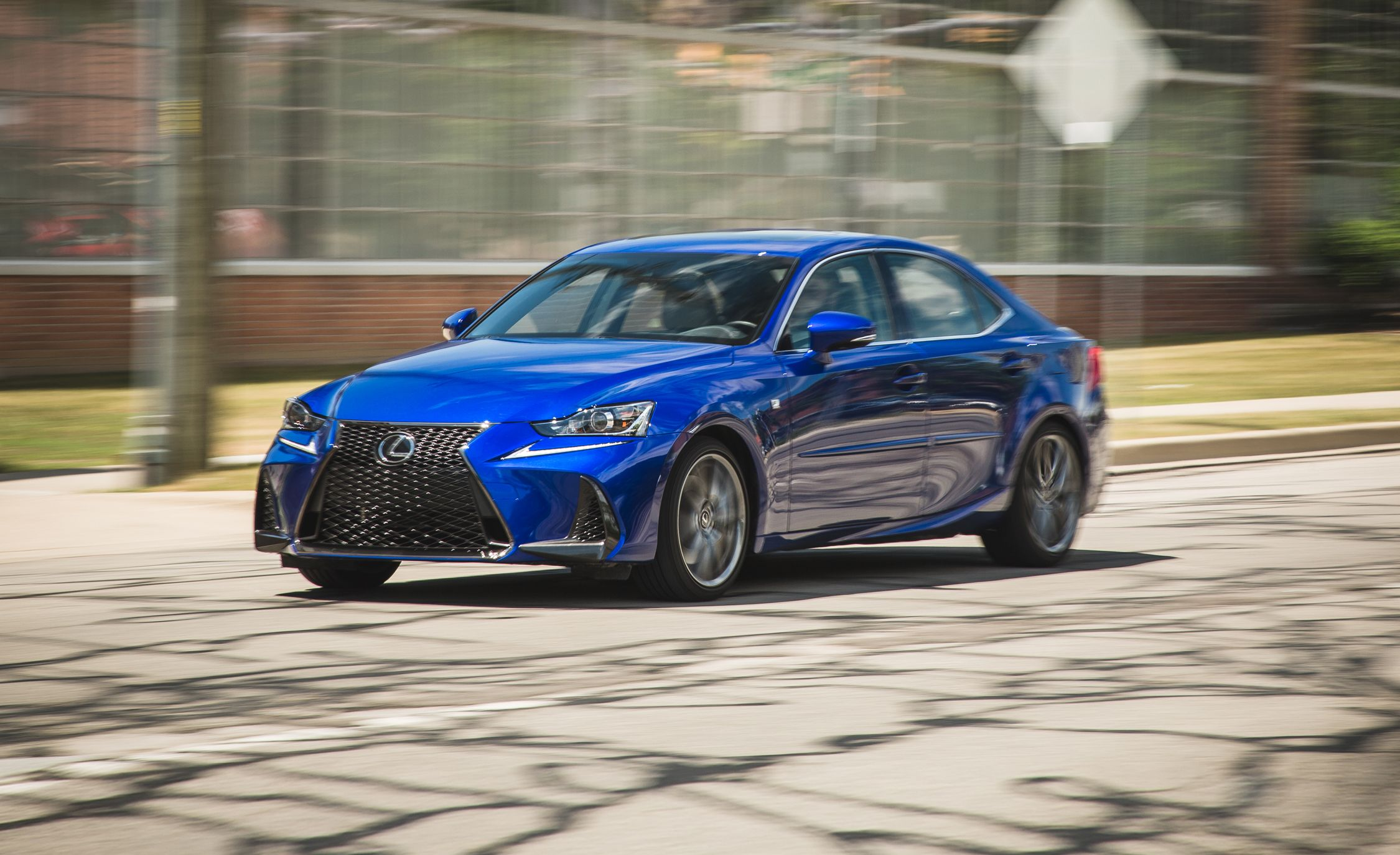 2019 Lexus Is Reviews Price Photos And Specs Car Driver