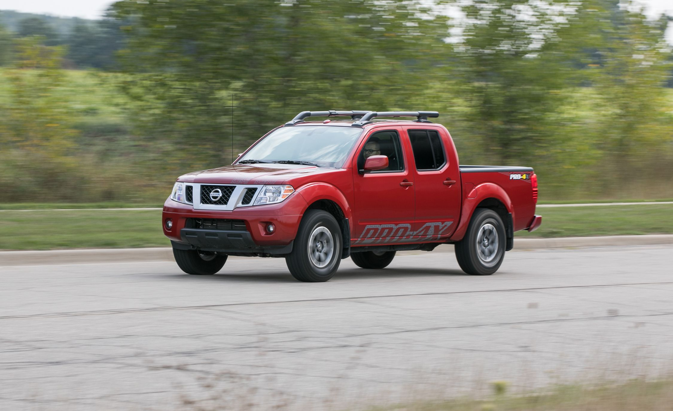 2017 Nissan Frontier Pro-4X 4x4 Crew Cab Automatic