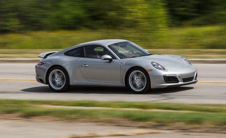 2017 Porsche 911 Carrera 4 PDK Automatic