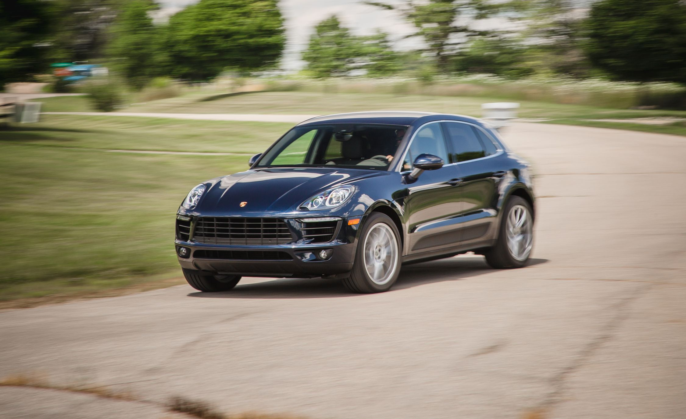 2017 Porsche Macan S Test | Review | Car and Driver