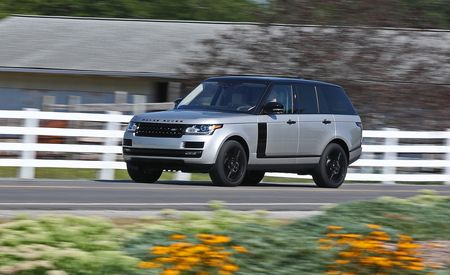 2017 Range Rover Supercharged