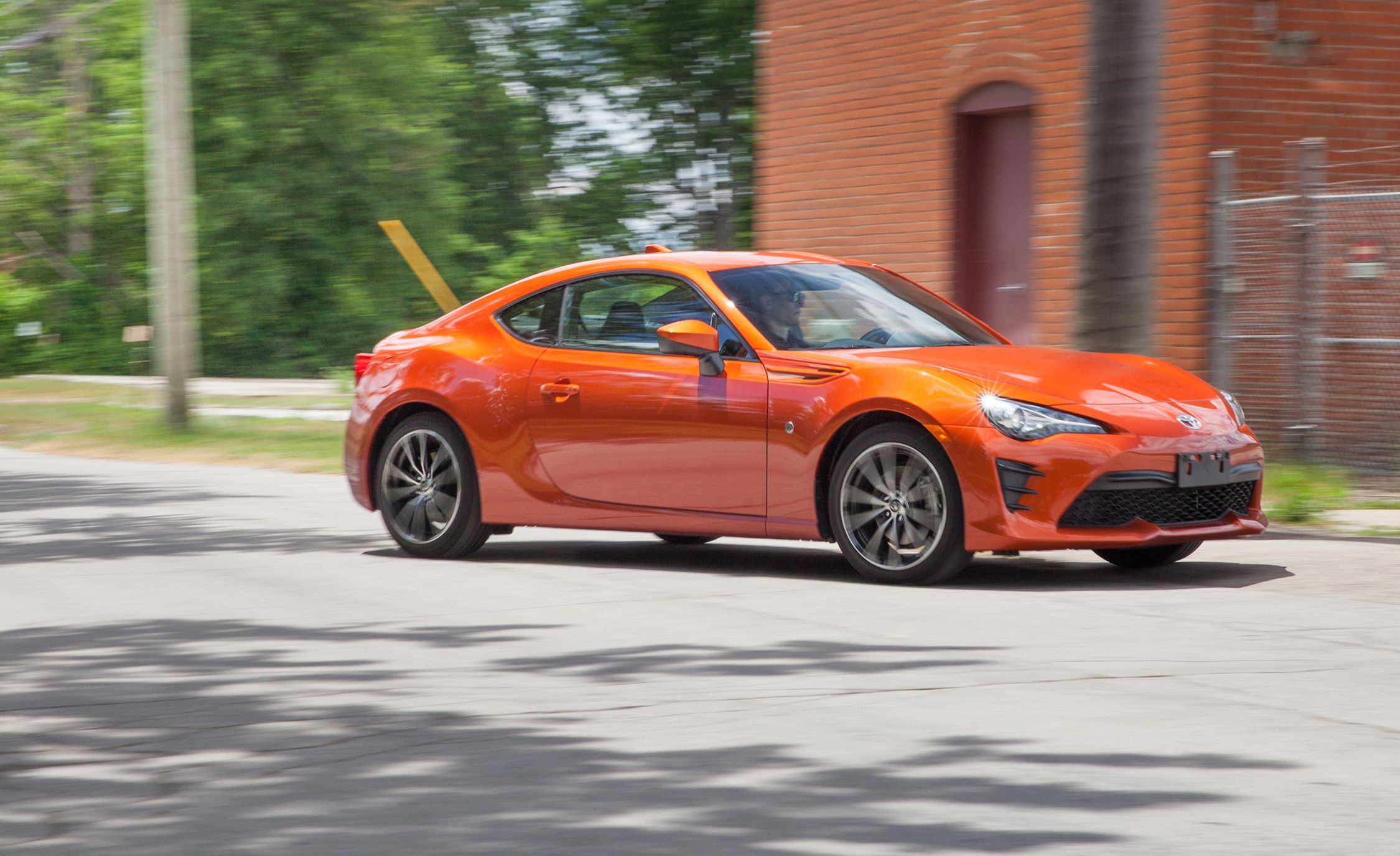 2017 Toyota 86 Automatic Test Review Car And Driver