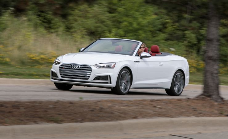 audi s5 reviews audi s5 price photos and specs car and driver. Black Bedroom Furniture Sets. Home Design Ideas