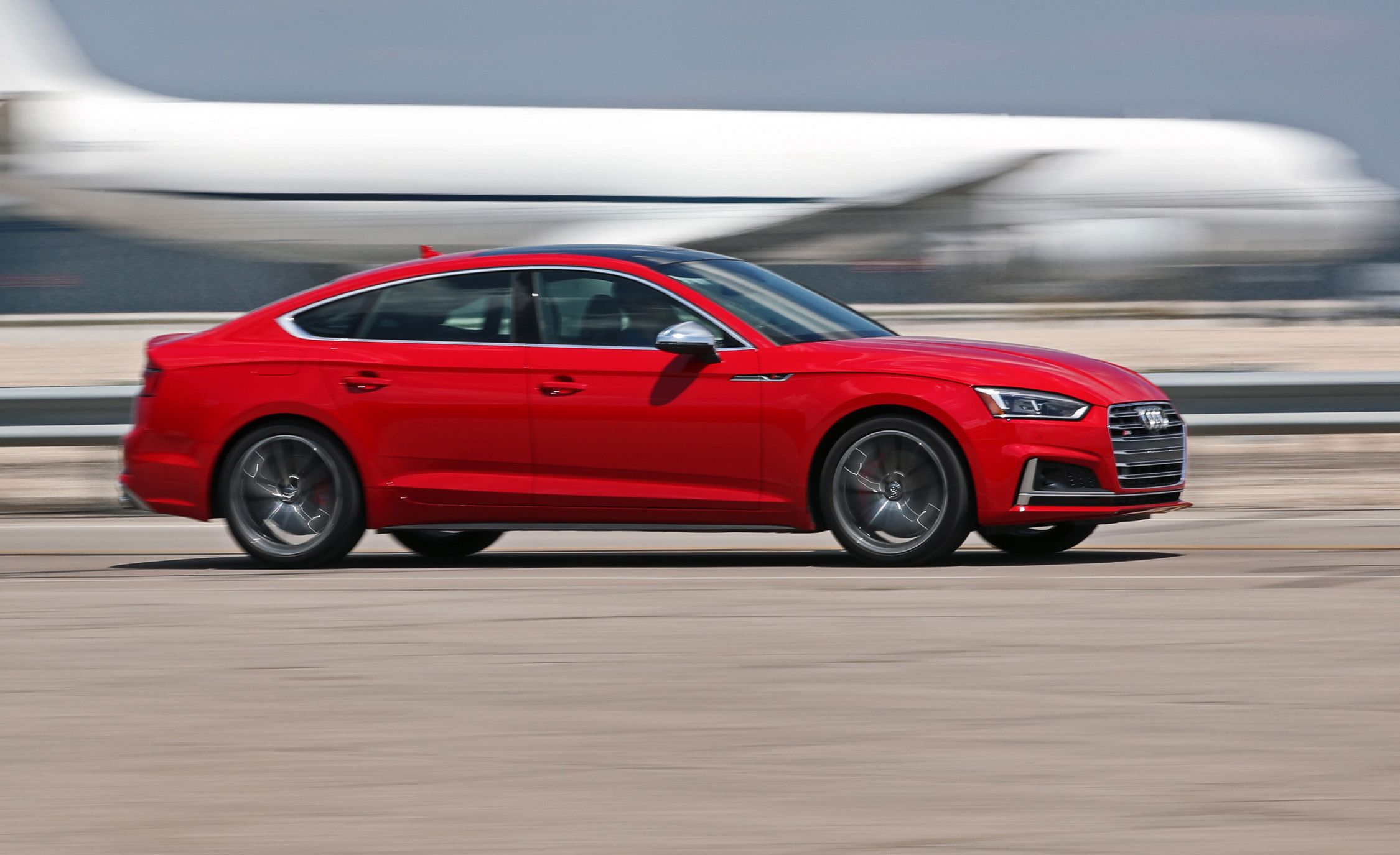 2018 Audi S5 Sportback Test Review Car And Driver