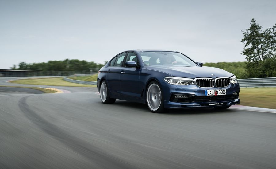 BMW Series Alpina B Biturbo First Drive Review Car And - Alpina bmw