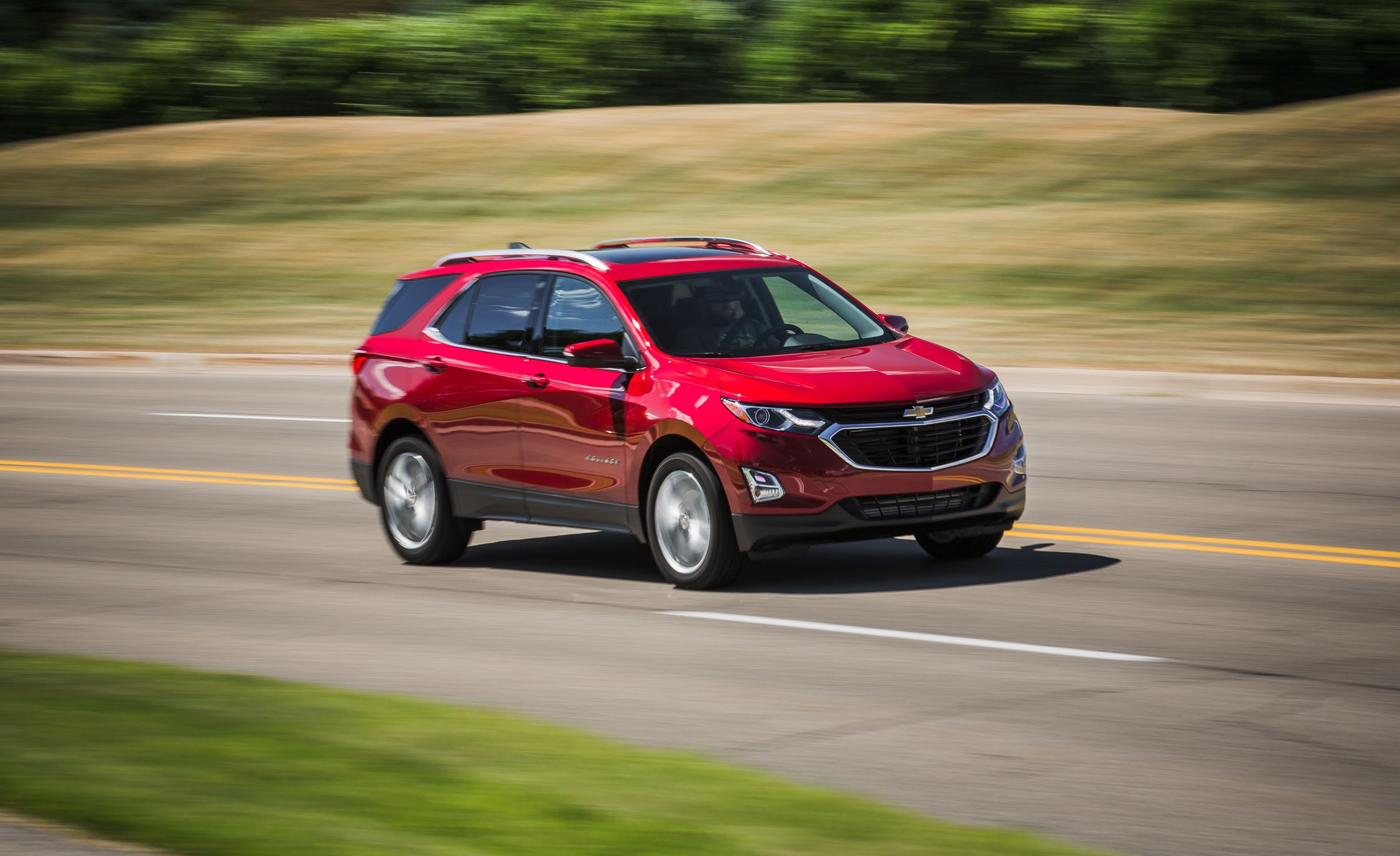 Onstar Chevrolet Equinox Diagram 2018 Awd Test Review Car And Driver