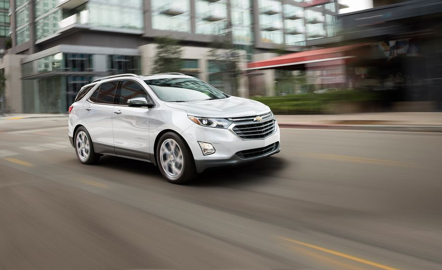 2018 Chevrolet Equinox Diesel First Drive Review Car