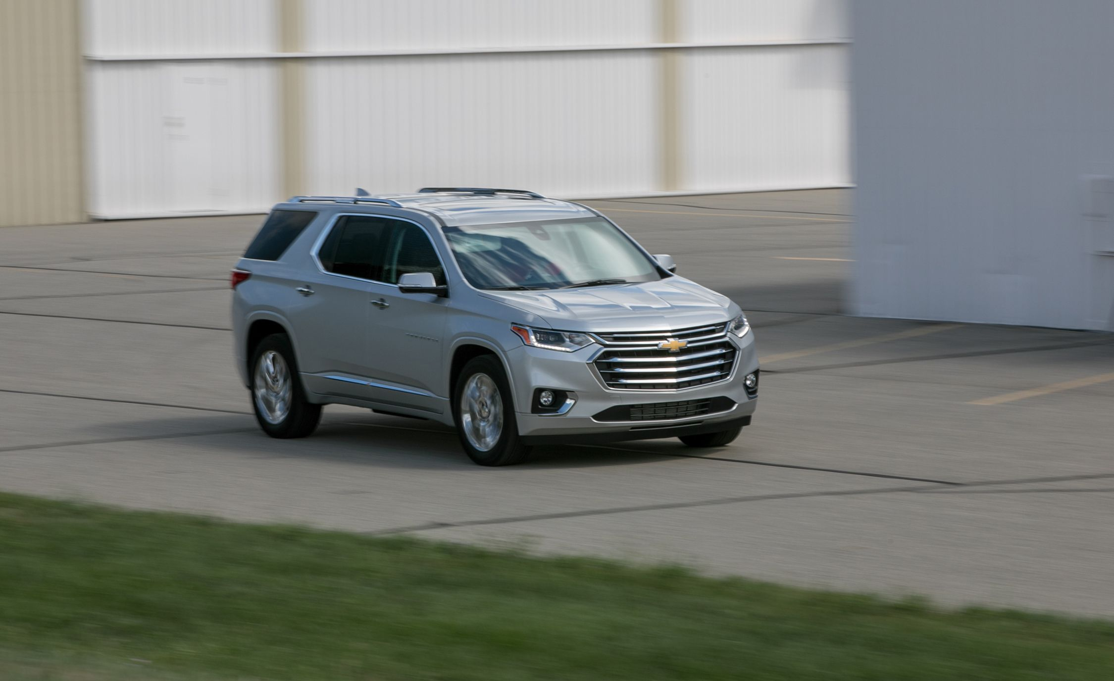 2018 chevrolet traverse test review car and driver photo 690454 s original