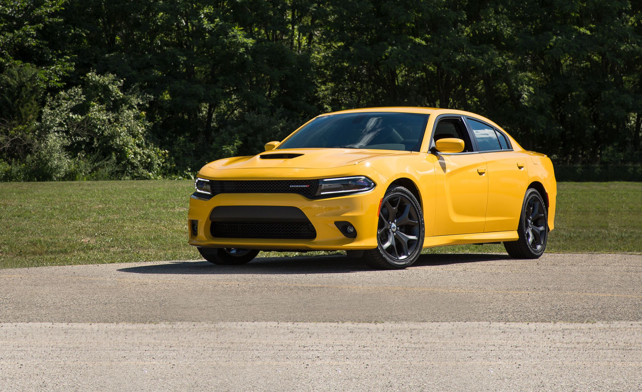 2015 Dodge Charger V 6 First Drive Review Car And Driver