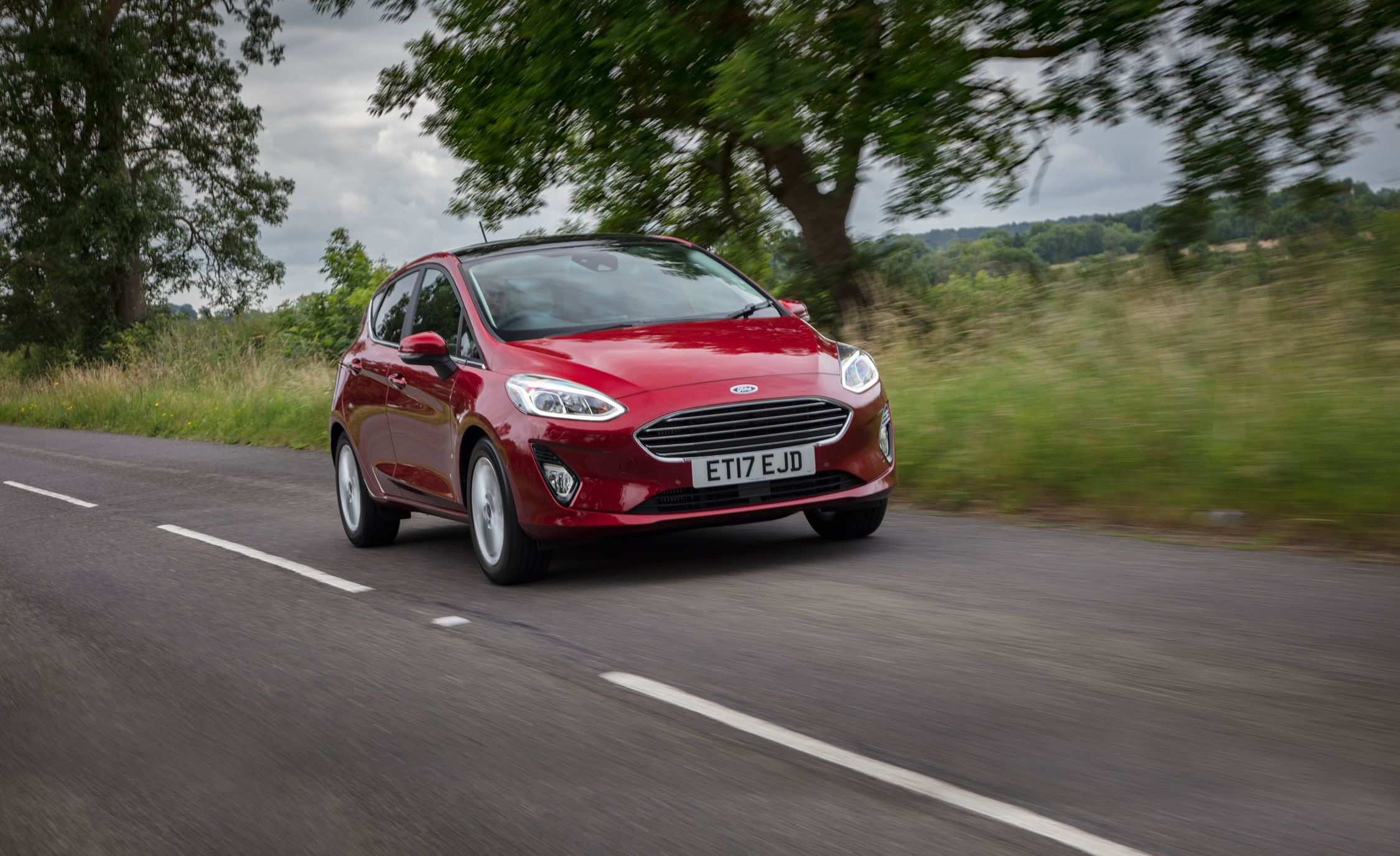 2018 ford fiesta 1 0t first drive review car and driver