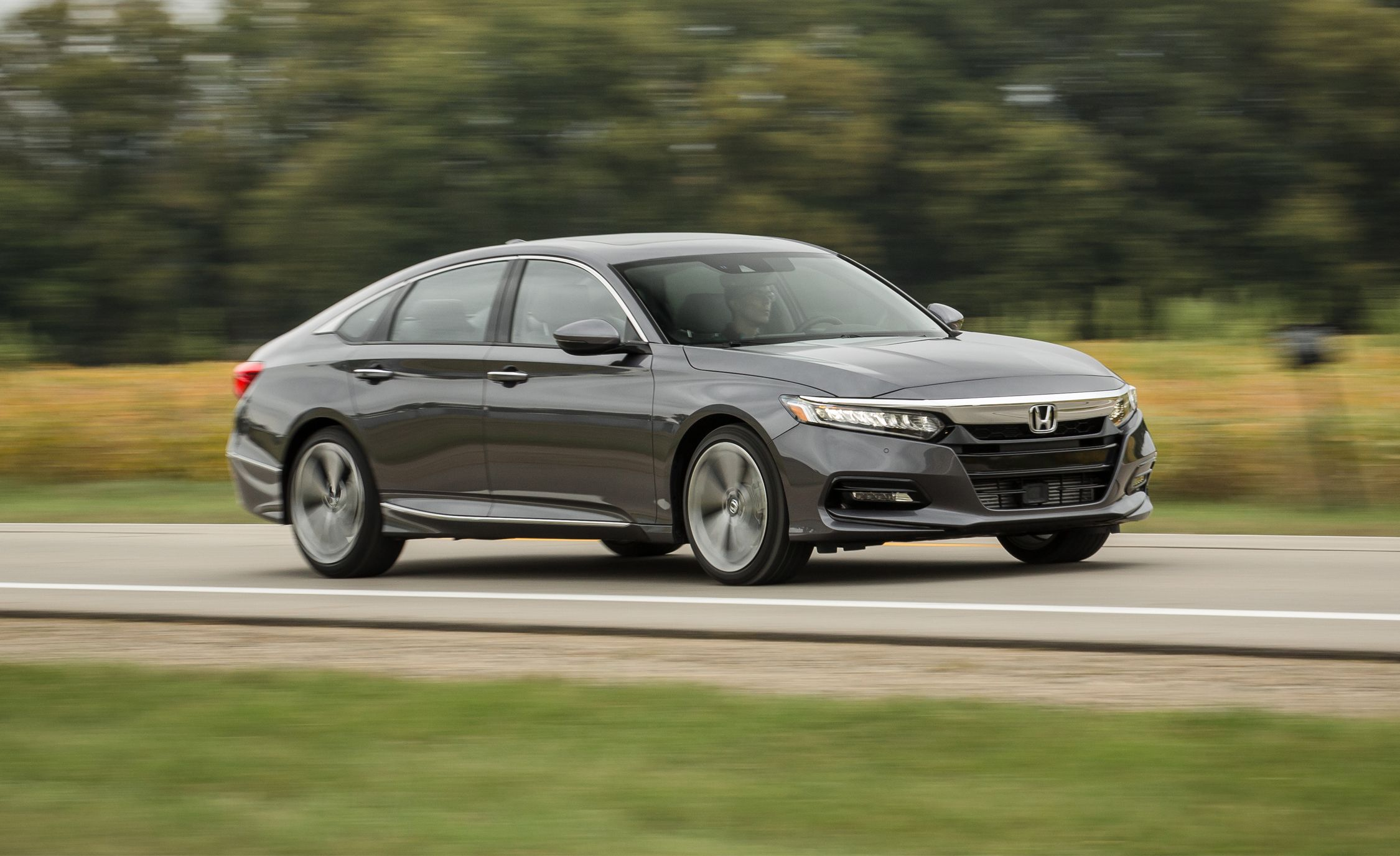 2019 Honda Accord Reviews Price Photos And Specs Car Driver