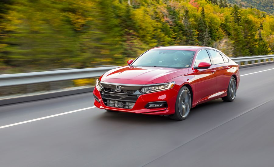 Honda Accord First Drive Review Car And Driver - Accord vehicle