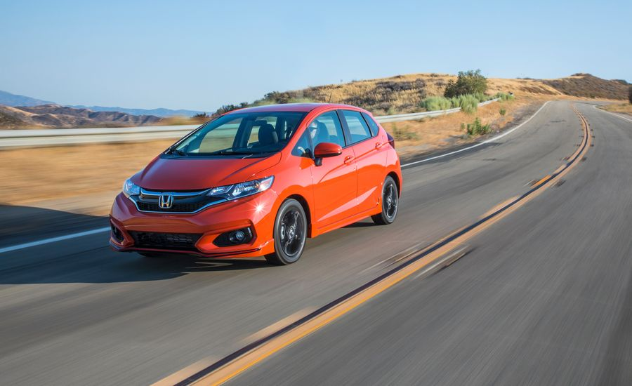 2018 Honda Fit First Drive | Review | Car and Driver