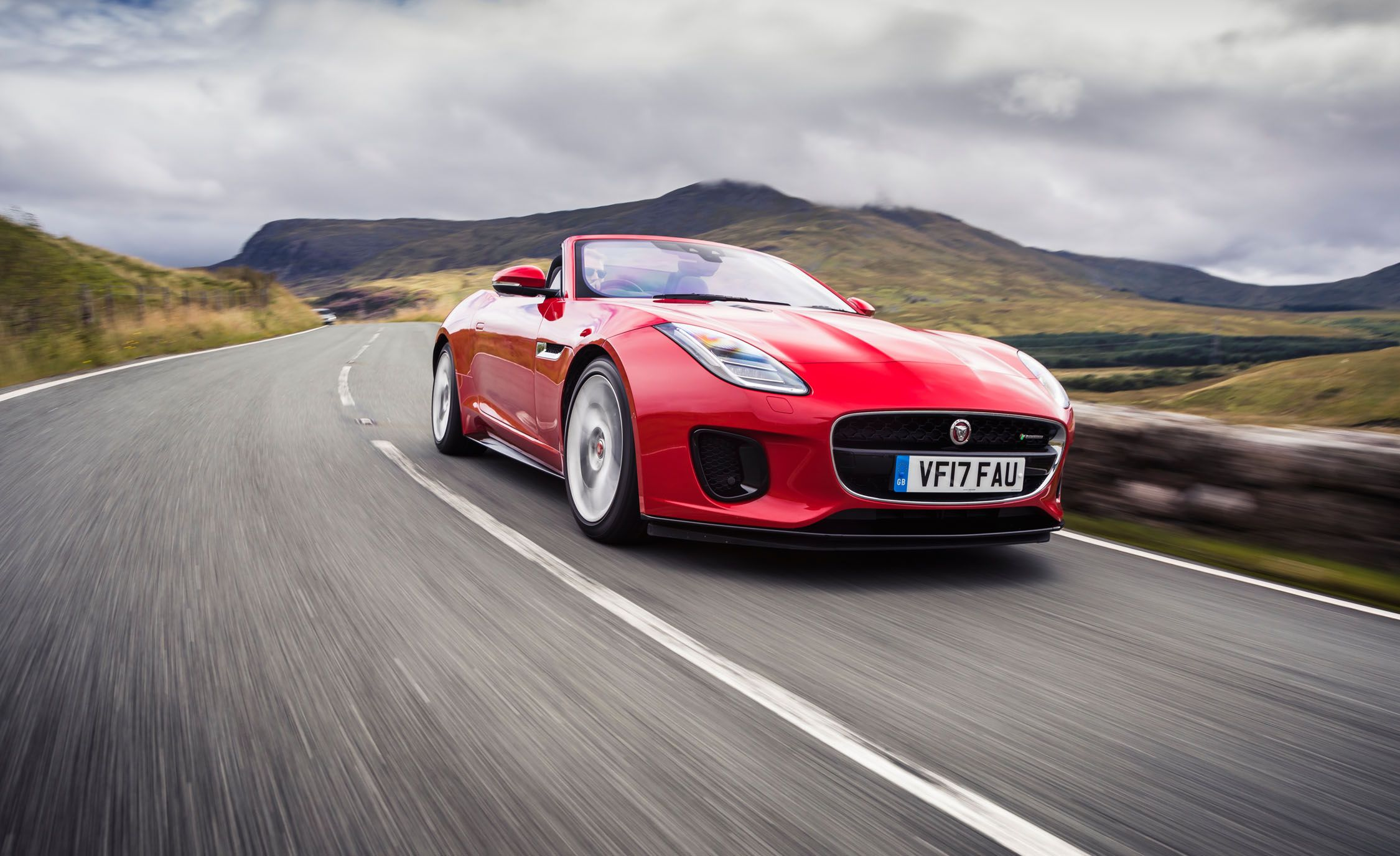 2018 Jaguar F Type 2.0T