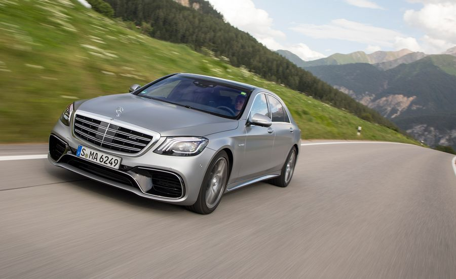 2018 mercedes benz s class first drive review car and driver