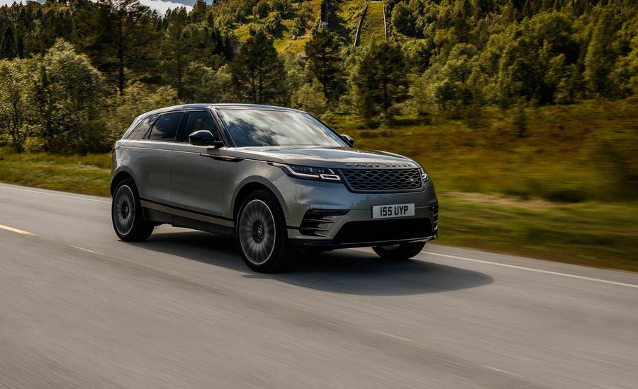2018 Range Rover Velar First Drive | Review | Car and Driver