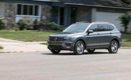 2018 Volkswagen Tiguan 4MOTION